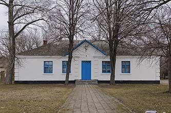 Церква в селі Боровиця