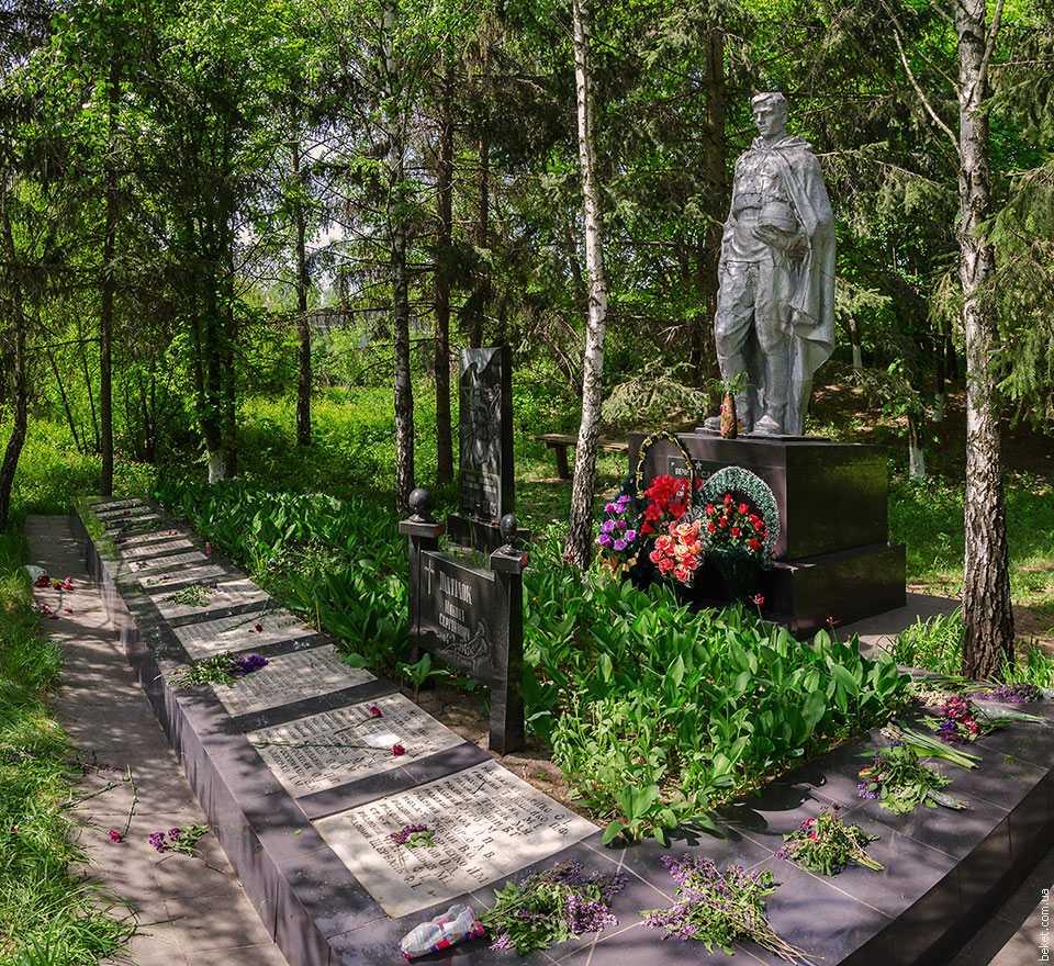 Пам'ятник воїнам-односельчанам